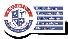 Haverkock – Fliesenleger und Maurerarbeiten