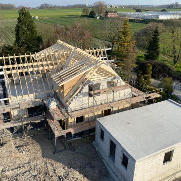 Umbauarbeiten am EFH in Schöppingen